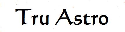 Tru Astro